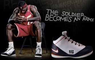 Nike Zoom Soldier II